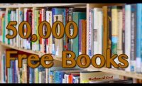 50,000 Free Books - The Lacuna Project