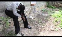 In Haiti, Writer Kwame Dawes Tells of Quake Aftermath Through Poetry