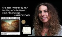 MARCI VOGEL - Poetry.LA Interview