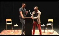 Terrance Hayes & Saeed Jones on the Power of Languge, HEArt Performance Series, October 9, 2013