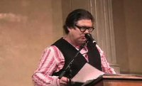 Bob Holman New Years Poem 37th  Poetry Project Marathon 2011