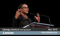 Edwidge Danticat, Reading, 27 March 2019