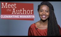 Meet the Author: Clemantine Wamariya (THE GIRL WHO SMILED BEADS)