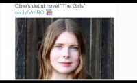 Emma Cline, Debut Author of THE GIRLS