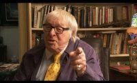 A Conversation with Ray Bradbury by Lawrence Bridges