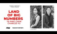 Land of Big Numbers with Te-Ping Chen and Charles Yu