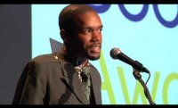 Justin Phillip Reed, Poetry Winner, reads from Indecency at 2018 NBAwards Finalists Reading