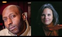 Kei Miller and Carolyn Forché in Conversation
