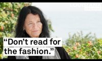 Poet Anne Waldman gives advice to young writers | Louisiana Channel