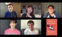 Normal People Cast Q&A with Sally Rooney, Daisy Edgar-Jones, Paul Mescal, & Lenny Abrahamson