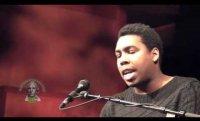 Saeed Jones at 2014 Dodge Poetry Fest
