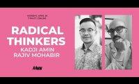 Radical Thinkers: Kadji Amin and Rajiv Mohabir