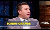 Tommy Orange's Novel, There There, Is a Favorite of President Obama's