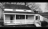 Sonnet 67 - Edgar Allan Poe Cottage, the Bronx