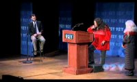 Maxine Hong Kingston and Leslie Marmon Silko at the 92nd Street Y