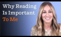 Sarah Jessica Parker on the importance of books in her life