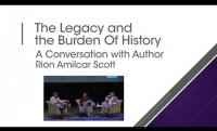 The Legacy and the Burden of History: A Conversation With Author Rion Amilcar Scott