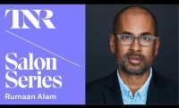 TNR Salon Series with Rumaan Alam
