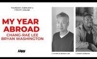 My Year Abroad with Chang-rae Lee and Bryan Washington