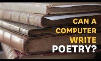Spotlight: Can A.I. Write Poetry?