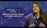 Poetry Reading with Naomi Shihab Nye | HarperStacks