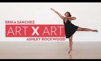 Erika Sánchez x Ashley Rockwood | Art x Art