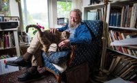 Donald Hall, 89, saw poetry as 'school for feeling'