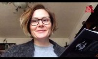 Writers in Residence: A Poem-From-Home with Oksana Vasyakina