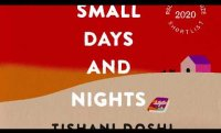 RSL Ondaatje Prize 2020 - shortlist animations - SMALL DAYS AND NIGHTS, Tishani Doshi