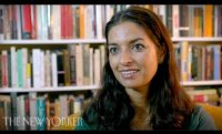 At Home with Jhumpa Lahiri