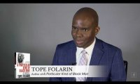 Tope Folarin on his debut novel 'A Particular Kind of Black Man'