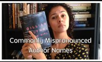 Ain't No Houellebecq Girl: Commonly Mispronounced Author Names