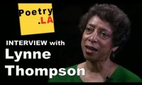 Lynne Thompson - Poetry.LA Interview