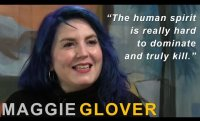 Maggie Glover - PoetryLA Interview