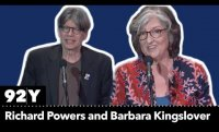 Richard Powers and Barbara Kingsolver