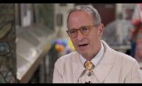 Author David Sedaris discusses his writing process