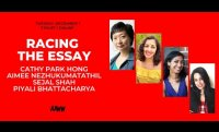 Racing the Essay with Cathy Park Hong, Aimee Nezhukumatathil, Sejal Shah, and Piyali Bhattacharya