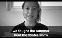 "Valzhyna Mort reads her poem ""Belarusian I"""