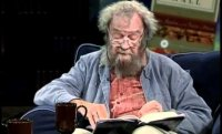 Former National Poet Laureate Donald Hall recites his poetry, talks of his life