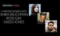 KR's Winter Evening of Poetry and Song with Saeed Jones, Shira Erlichman and Ross Gay