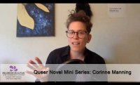 BSC Queer Novel Mini Series: Booktalk by Corinne Manning