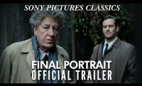 Final Portrait | Official Trailer HD (2017)