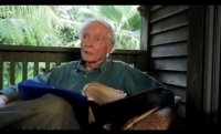 """Rain Light"" - W.S. Merwin - Bonus footage from  ""W.S. Merwin: To Plant a Tree"""