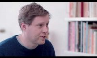 Max Porter discusses his new novel, LANNY, at the London Centre for Book Arts