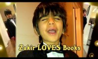 "The Sleepwalker's Guide to Dancing (Mira Jacob)--Book Trailer--""Zakir Loves Books"""