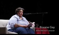 Roxane Gay speaks at Willamette University