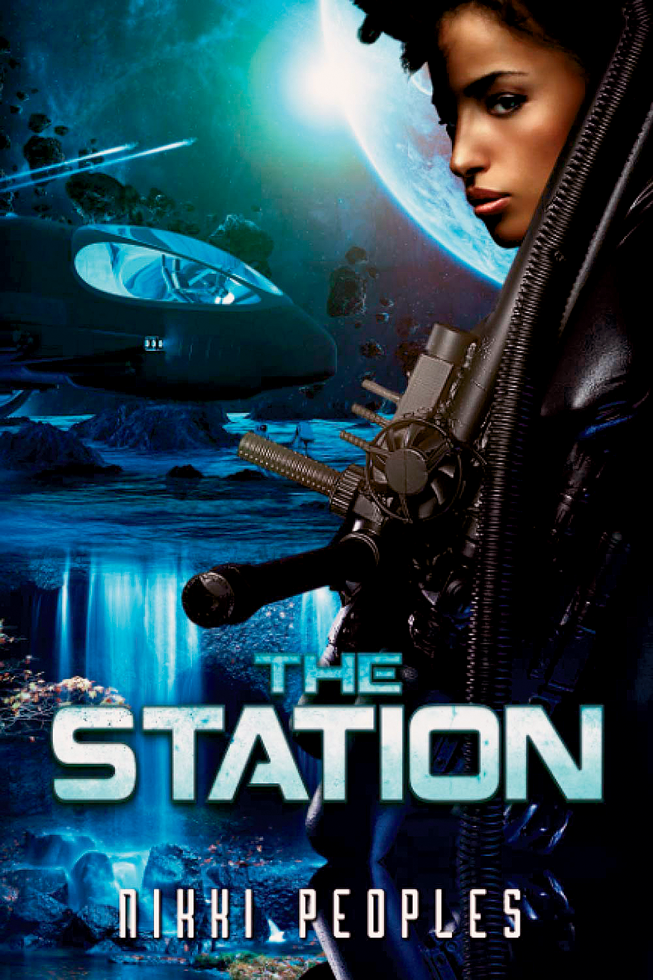 The Station by Nikki Peoples