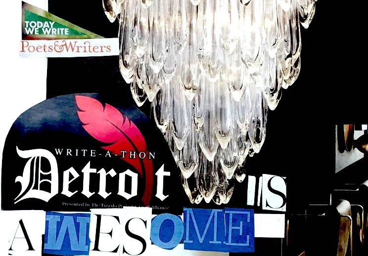 Write-A-Thon Detroit