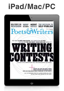 Choose Your Digital Edition of Poets & Writers Magazine
